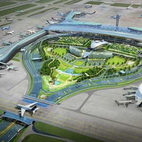 สนามบินอินชอน เปิดให้บริการ Terminal 2 แล้วในวันที่ 18 มกราคม 2561