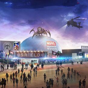[Korea] เปิดประสบการณ์เข้าร่วมทีม the Avengers ที่ Marvel Experience ที่ปูซาน!
