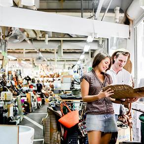 ตลาดนัดและตลาดเสรี : Flea & Free Markets