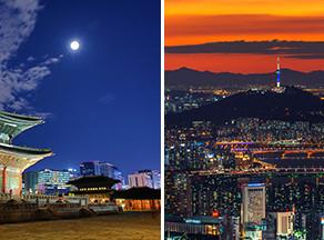 [Korea] รายชื่อแหล่งท่องเที่ยวที่มีผู้เยี่ยมชมมากที่สุดของกรุงโซล!