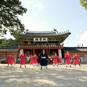 ฮวาซอง แฮงกุง การแสดง 24 ศิลปะการต่อสู้