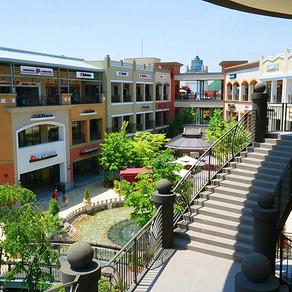 ห้างสรรพสินค้าแบบเปิด : Outlet Malls