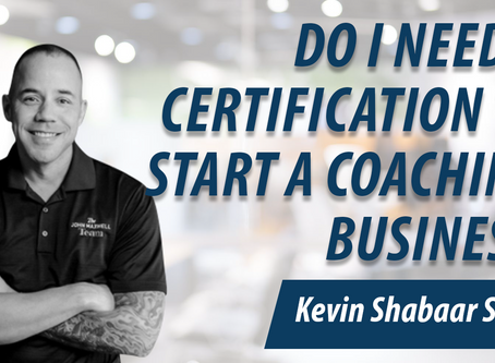Why You Don't Need Coaching Credentials to Start Your Coaching Business