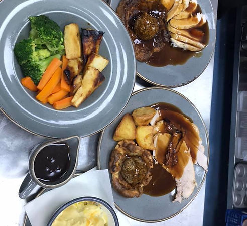 Mid-week Roast dinner