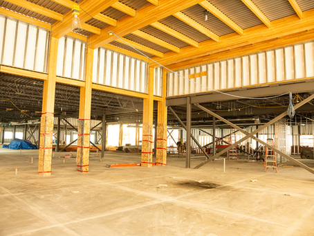 New Marigold headquarters taking shape