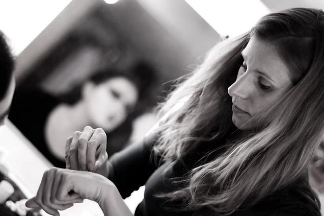 Emilie B - Conseil en image Relooking Maquillage mariage Cours de maquillage Bruxelles