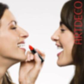 Emilie B - Produits de maquillage Artdeco à vendre - Démo-vente Bruxelles