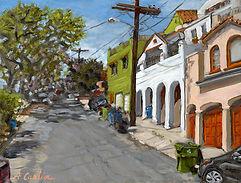 In The Neighborhood painting