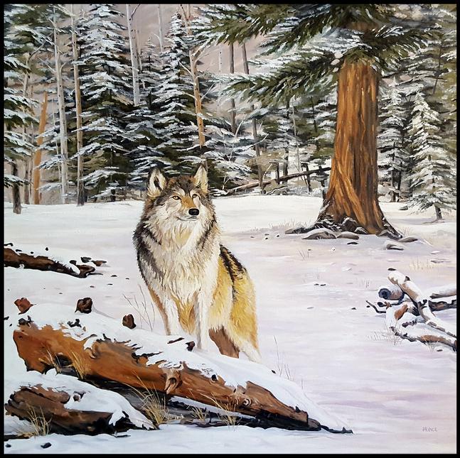 Sentinel Wolf
