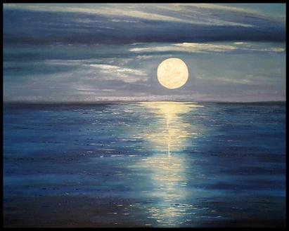 Moonlight Reflections