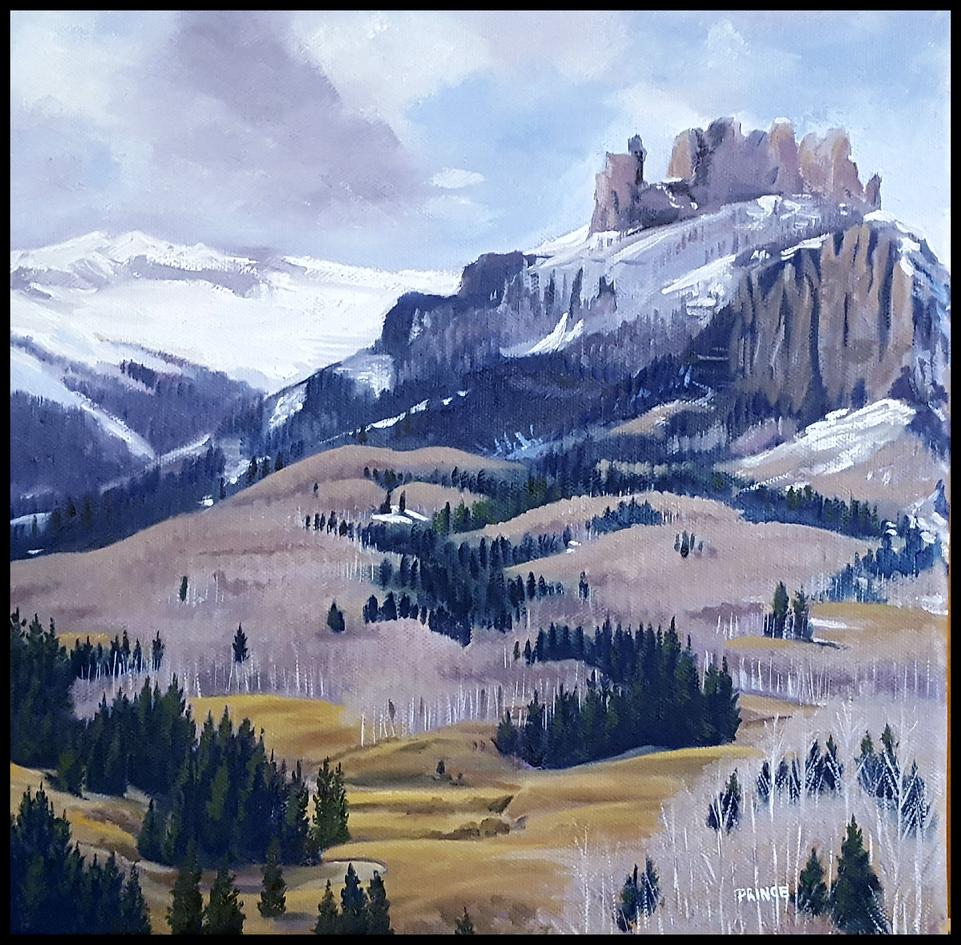 Mountain Manor