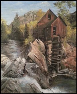 Crystal Mill - Custom