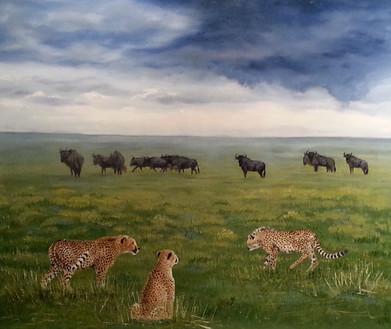 African Hunt