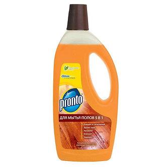 PRONTO Для мытья деревянных полов 750мл.