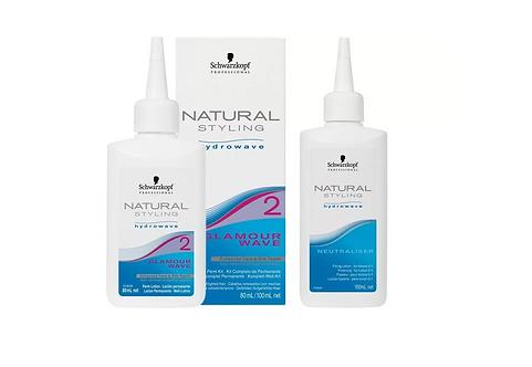 Schwarzkopf Комплект для химической завивки волос NATURAL STYLING GLAMOUR