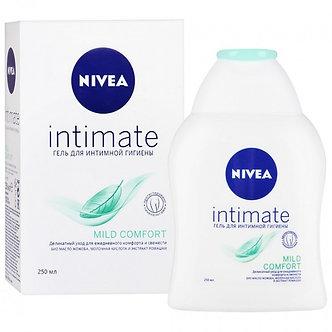 NIVEA intimate MILD COMFORT Гель для интимной гигиены 250мл.