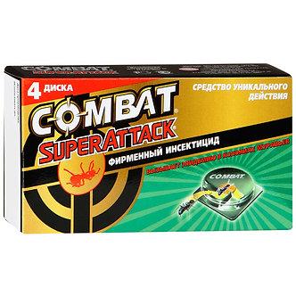 Combat Super Attack Приманка для муравьев 4шт.