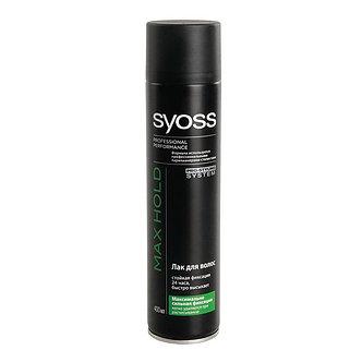 SYOSS Лак Max максимально сильная фиксация 400мл.
