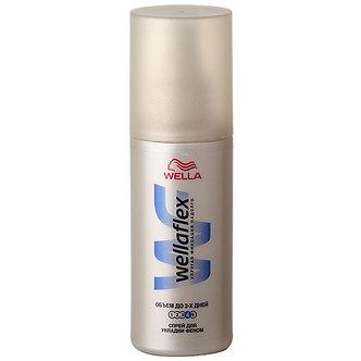 WELLA Wellaflex Жидкость для укладки 150мл.