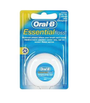 ORAL-B Зубная нить Essential floss 50м.