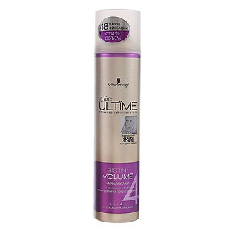 ULTIME Styliste лак для волос 300мл.