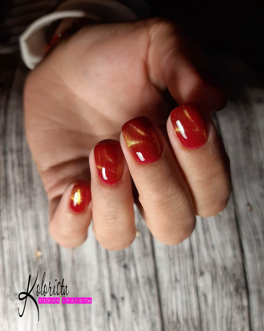 Дизайн ногтей Салон Колориста