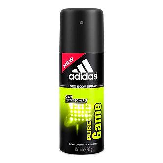 adidas Дезодорант Pure Game 150мл.