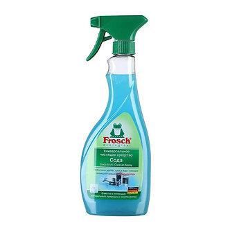Frosch Универсальное чистящее средство с содой 500мл.