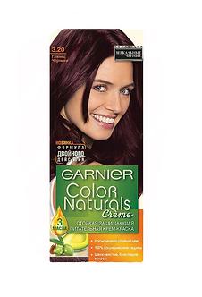 GARNIER Color naturals Краска для волос №3.20 Глянец черники
