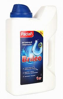 PACLAN Brileo Активный порошок для посудомоечных машин 1кг.