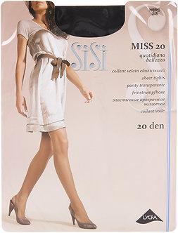 Колготки SiSi MISS 20 Den MIELE (телесный)