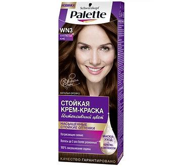 Schwarzkopf Palette Краска для волос № WN3 Золотистый кофе