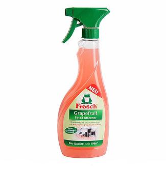Frosch Чистящее средство для удаления жира с экстрактом грейпфрута 500мл.