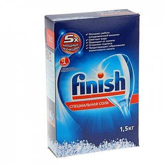 finish Специальная соль для посудомоечных машин 1,5кг.