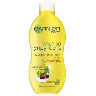 GARNIER BODY Молочко для тела Ультра упругость 250мл.