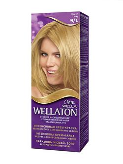 WELLA Wellaton Крем-краска для волос №9/1 Жемчуг