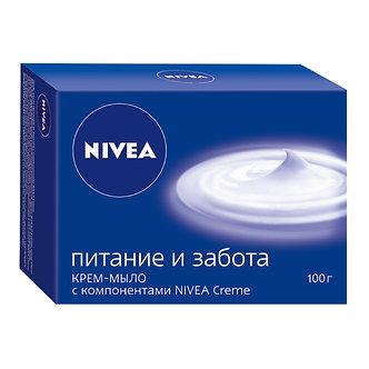 NIVEA Мыло кусковое 100гр.