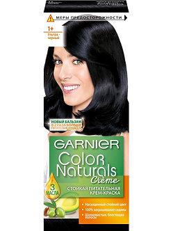 GARNIER Color naturals Краска для волос №+1 Ультрачерный