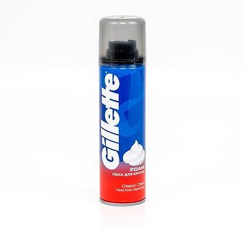 Gillette Foam  Пена для бритья 200мл.