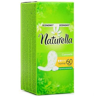 Ежедневные прокладки Naturella normal 60шт.