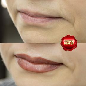 Перманентный макияж.Мастер Менькова Наде