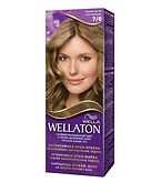 WELLA Wellaton Крем-краска для волос №7/0 Осенняя листва
