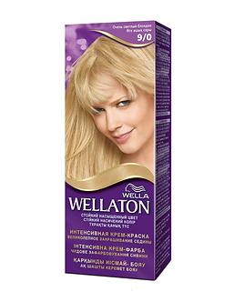 WELLA Wellaton Крем-краска для волос №9/0 Очень светлый блондин
