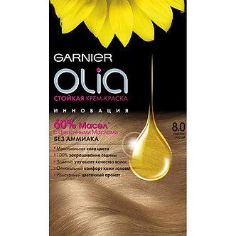 GARNIER OLia Краска для волос №8.31 Светло-русый кремовый