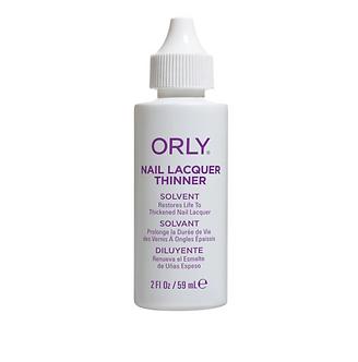ORLY Жидкость для разбавления лака Nail Lacquer THINNER 60мл.