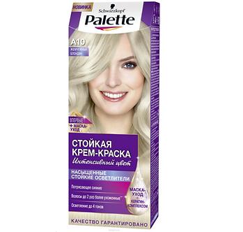 Schwarzkopf Palette Краска для волос № A10 Жемчужный блондин