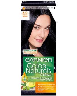GARNIER Color naturals Краска для волос  №2.10 Иссиня черный