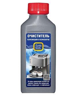 TOP HOUSE Очиститель Кофемашин и кофеварок от накипи 250мл.