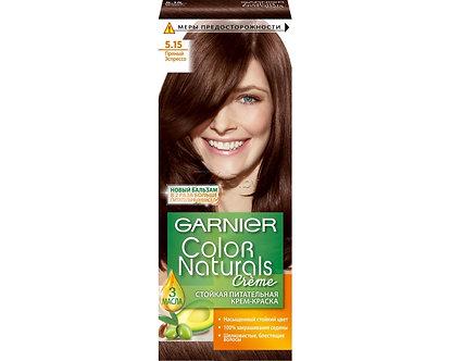 GARNIER Color naturals Краска для волос №5.15 Пряный экспрессо