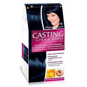 Loreal CASTING Creme Gloss Краска для волос №210 Морозный черный